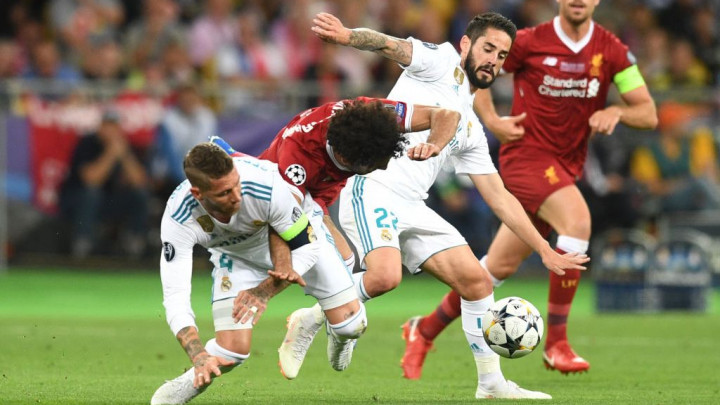 Kroos: Ramos uopšte nije agresivan fudbaler