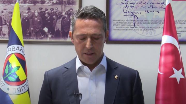 Predsjednik Fenerbahčea povodom 25. godišnjice genocida u Srebrenici pročitao imena 25 žrtava