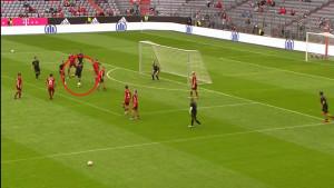 Jednom mađioničar uvijek mađioničar: Miske je zaigrao za Bayern i sa stomakom je pokazao klasu