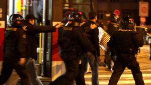 Navijači West Hama divljali u Zagrebu, jedan Hrvat teže povrijeđen