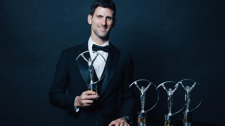 Đoković dobio zanimljivu čestitku iz Hrvatske nakon osvajanja nagrade za najboljeg sportistu godine