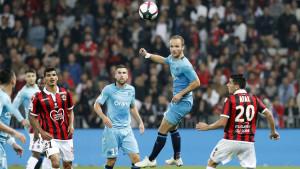 Marseille slavio na vrućem gostovanju u Nici