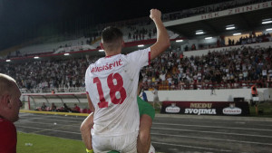 I Sarajevo čestitalo Zrinjskom