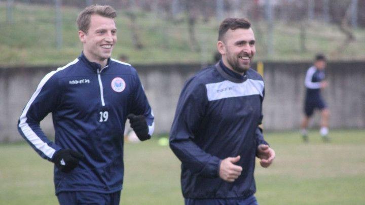 Gržan propustio trening zbog viroze, Stanić i Jamak radili smanjenim intenzitetom