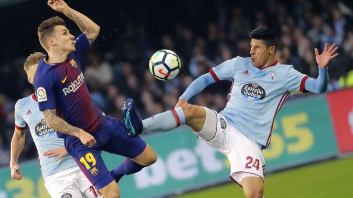Celta Vigo i Barcelona podijelili bodove u sjajnom meču