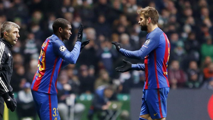 Barcelonin defanzivac odlazi u West Ham?