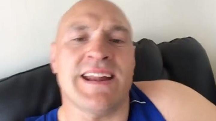 Tyson Fury otkrio svoje naredne borbe i oduševio svijet boksa: Spektakl do spektakla!