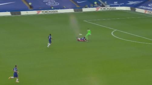 Ogroman problem za Chelsea: Ovaj crveni karton se mogao izbjeći