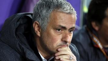 Mourinho objasnio zašto je Zlatan ostao na klupi
