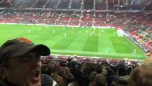 Poznati srbijanski glumac pjevao himnu Liverpoola usred Old Trafforda