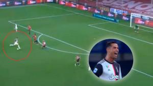 Ronaldo na Marrasiju dobija supermoći: Zimus skočio 2.56 metara, a sinoć ispalio raketu od 105 km/h