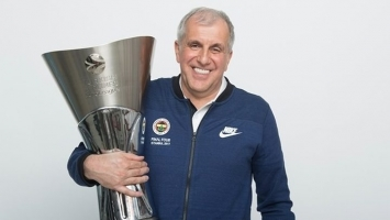 Željko Obradović najbolji trener Eurolige