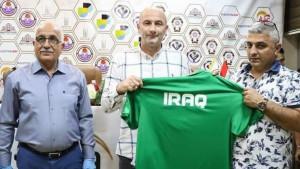 Adis Bećiragić novi izbornik Iraka