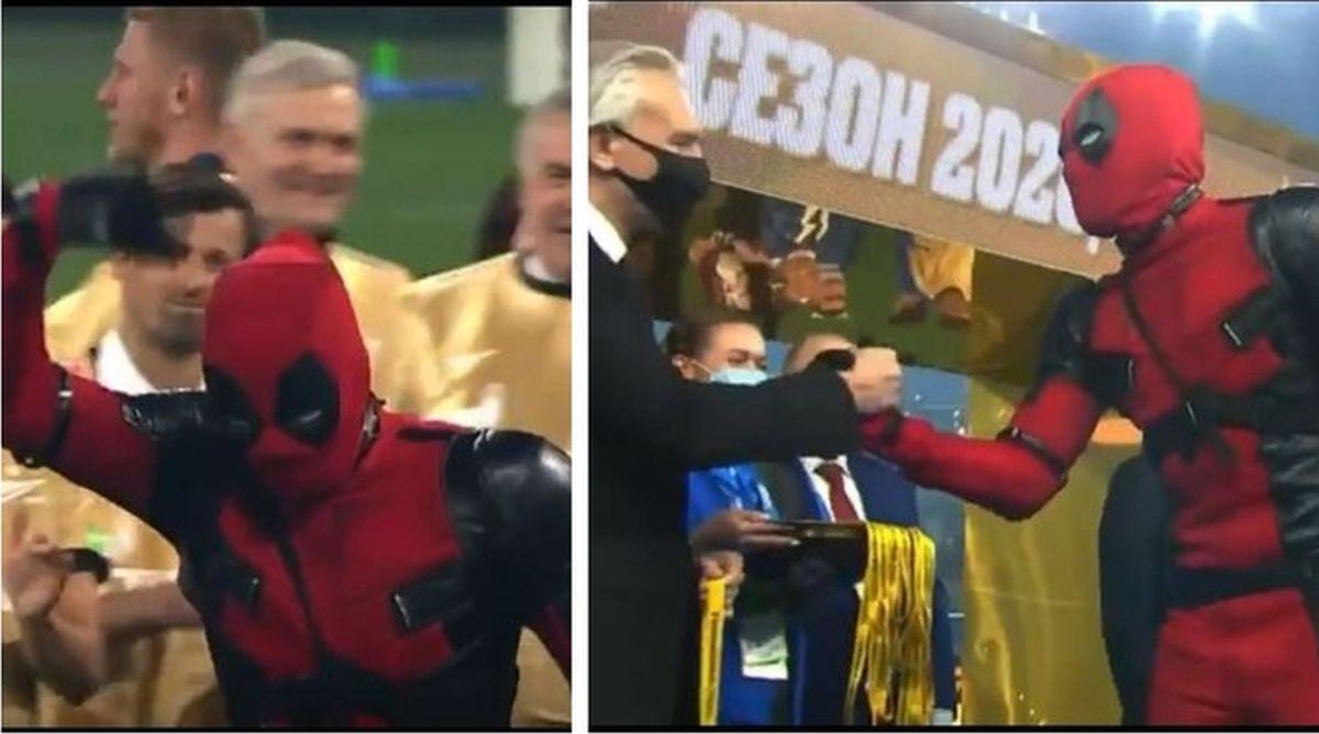 Novi super junak je stigao u fudbal: Odavno jedna titula prvaka nije proslavljena tako originalno
