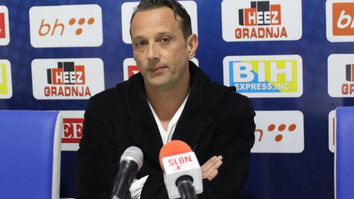 Mirza Varešanović: Respekt Slobodi, ali želimo bodove