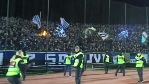 Ona je hit na društvenim mrežama: Kad je Željezničar postigao gol zaboravila da je na poslu