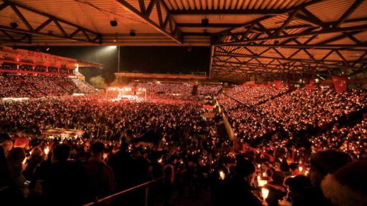 Stadion njemačkog drugoligaša u nedjelju je bio poseban