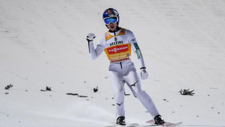 Maestralni Kobayashi slavio u Oberstdorfu!