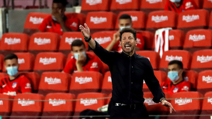Simeone je sinoć zbog jednog igrača Barcelone ostao bez riječi, a to nije bio Messi