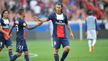 PSG kaznio Van der Wiela zbog Ibrahimovića