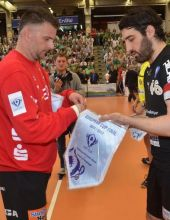 Tahiroviću novi trofej za kraj karijere