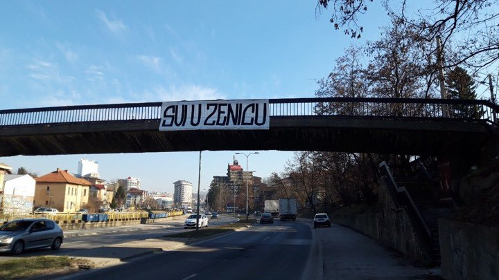 Fukare pozivaju u Zenicu