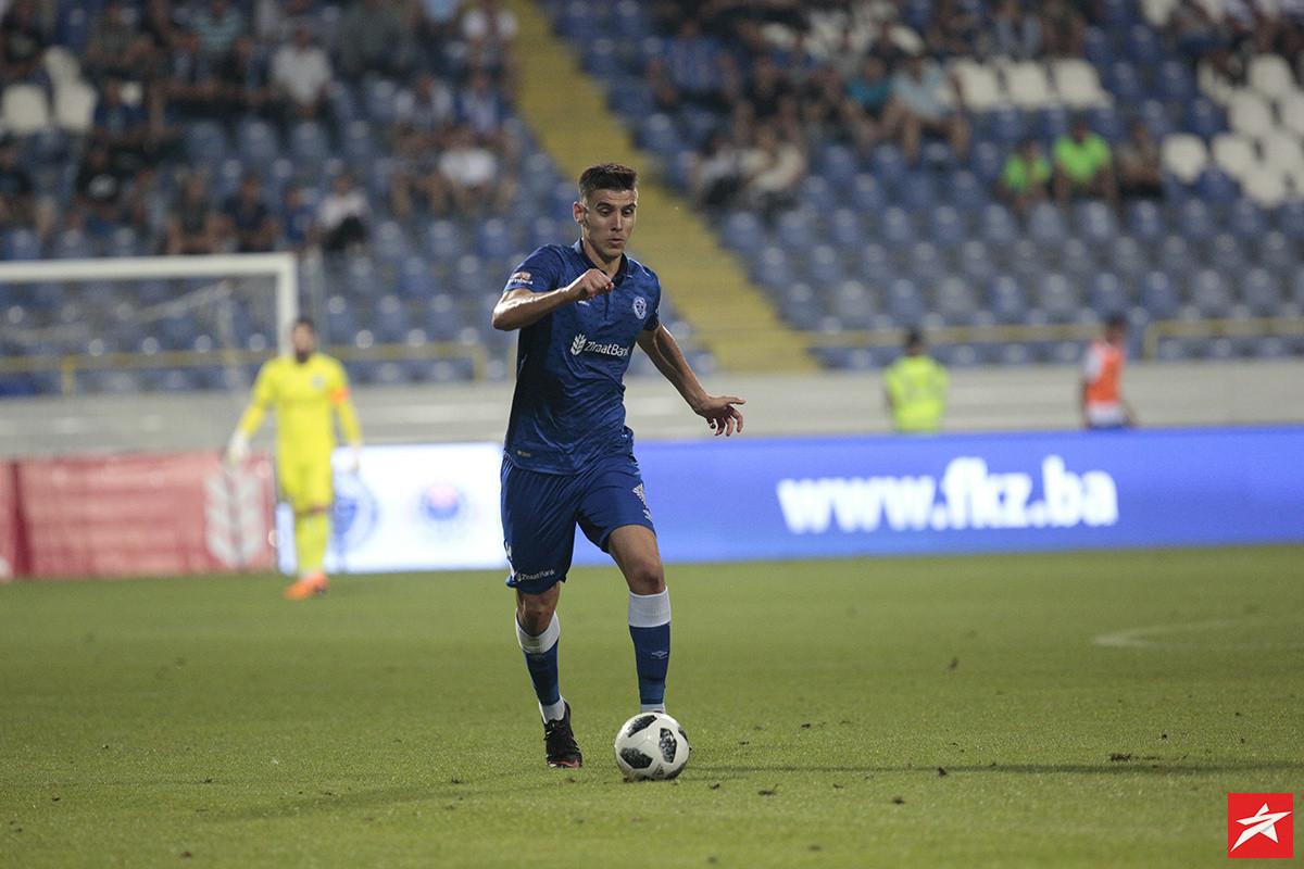 Koliko je FK Željezničar zaradio od prodaje Mateja Rodina?