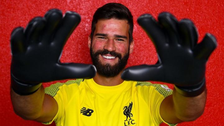 """Ko je """"krivac"""" što je Alisson potpisao za Liverpool?"""
