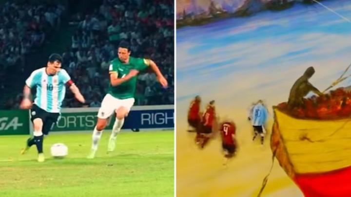 Argentinci napravili fantastičan video za Messijev povratak u reprezentaciju