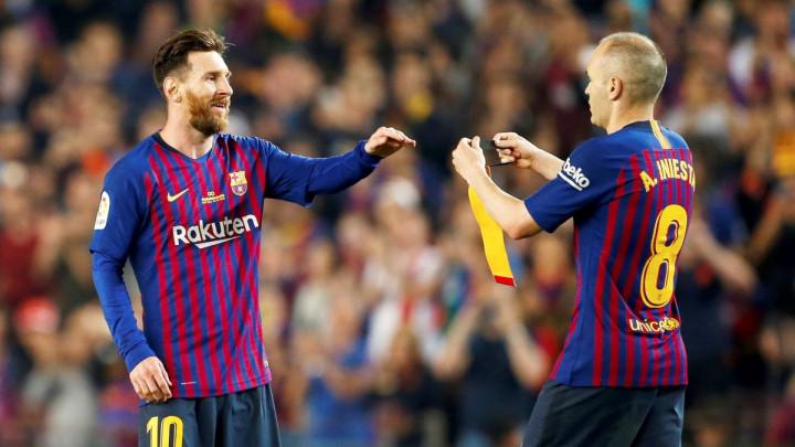 """""""Iniesta je jedini bio blizu Messiju"""""""