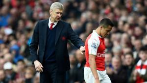 Wenger obrazložio zašto Alexis ne igra dobro za United