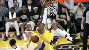 Glavni krivac je LeBron: Lakersi prvi put u play-offu od 2013. godine!