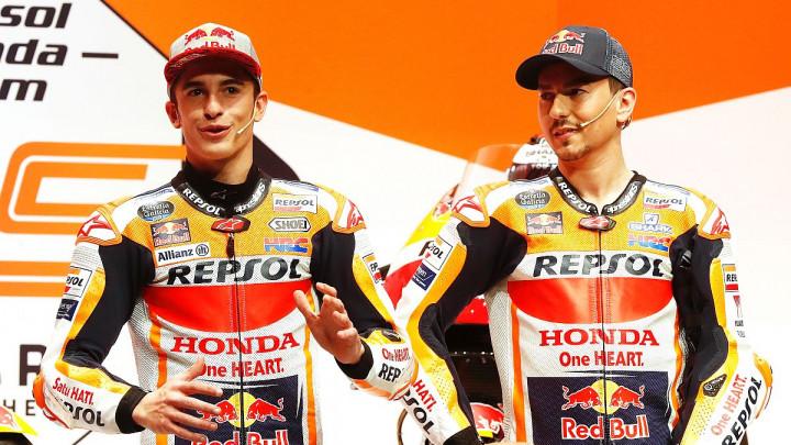Marquez: Ovo mi je bila najdosadnija zima; Lorenzo: Honda je drugi nivo
