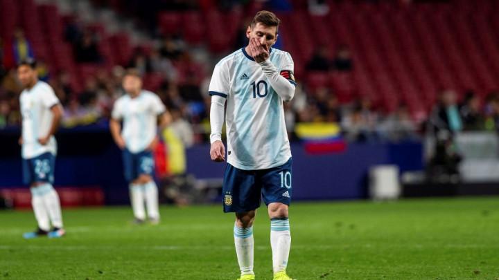 """""""Učinili smo sve kako bi Messi zaigrao za Španiju, ali niko živ ga nije mogao nagovoriti"""""""