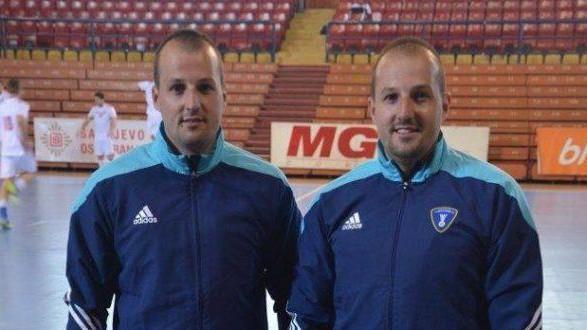 Amar i Dino Konjičanin sudit će utakmice Svjetskog juniorskog prvenstva u Španiji