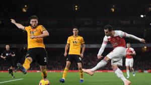 Wolverhampton za 45 minuta završio posao protiv Arsenala