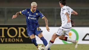 Verona se pobjedom protiv Cagliarija uključila u borbu za Evropu