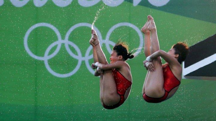 Takmičarke se razočarale kada su ugledale boju vode u bazenu