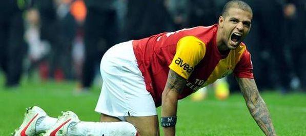 Tuča na treningu Galatasaraya