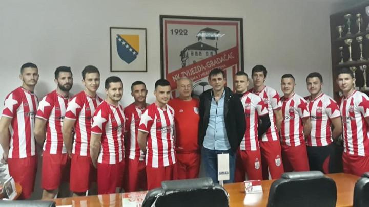 NK Zvijezda: Predstavljeno 11 novih igrača!