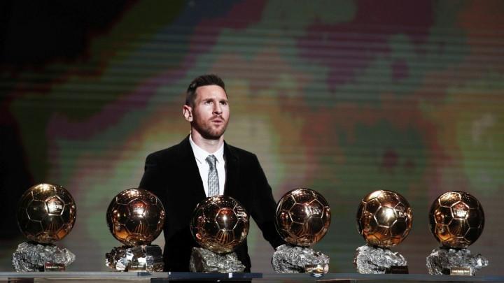 Neviđen presedan u svijetu fudbala: Bez Zlatne lopte u 2020. godini!