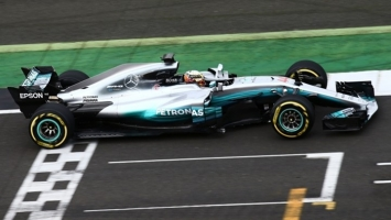 Mercedes predstavio novi bolid