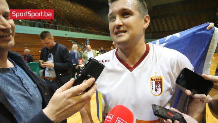 Vasiljević:  Bosna će ostati u mom srcu