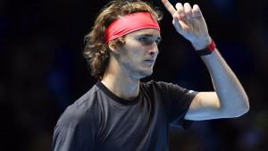 Federer: Zverevu ništa ne mogu da zamjerim, čak je hrabro reagovao