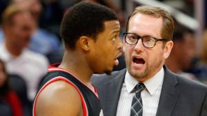 Leonard se od trenera Toronta oprostio sa dvije riječi
