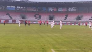 Džafić poklonio gol Slobodi, ali se zatim ukazao Ahmetović