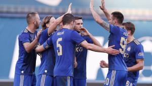 Legia iznenadila Dinamo i neporažena napustila Maksimir