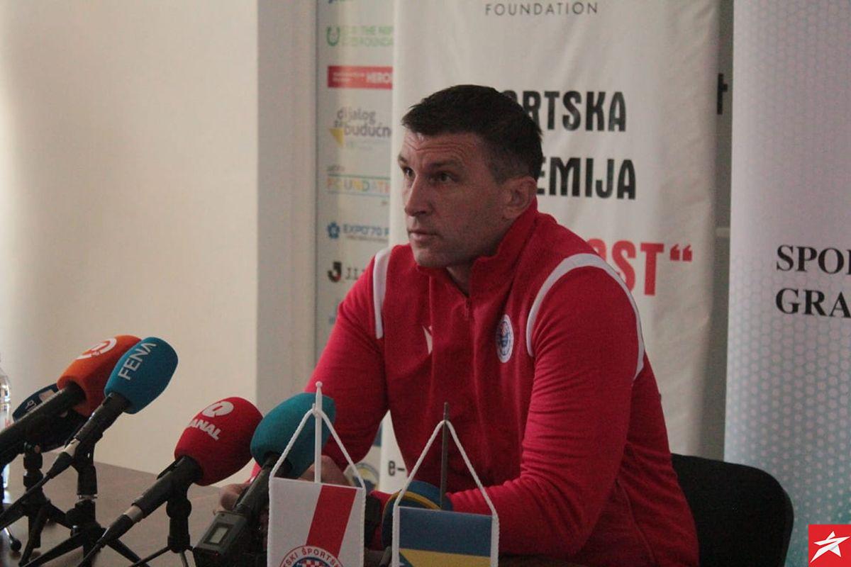 Jakirović: Neće biti isto pred praznim tribinama, očekujem veliku borbu