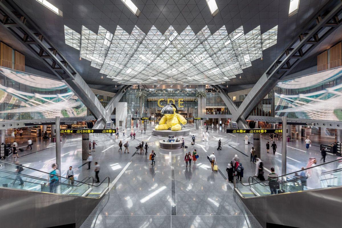 Dobrodošli na Hamad - Međunarodni aerodrom u Dohi