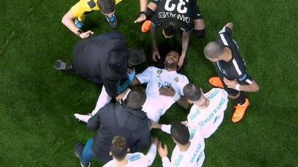 Santiago Bernabeu zanijemio nakon Marcelovog krika